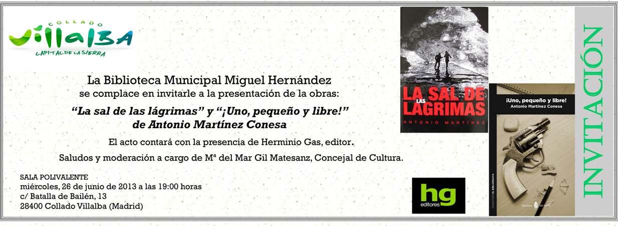 Invitación presentación Antonio Martínez 26 junio_Página_1web