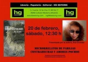 Presentación Librería HG 20 febrero 2016web