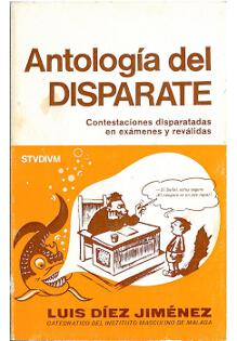 Antología del disparate